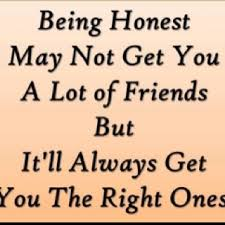 I'm Just BeingHonest