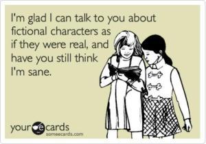 fictional characters