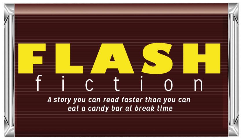 Flash Fiction Fridays.KABOOM!