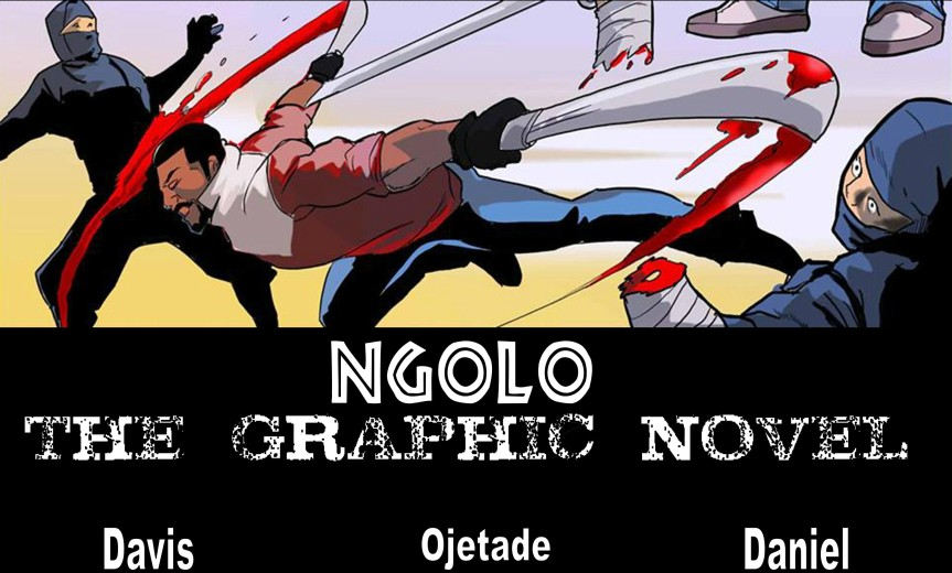 NGOLO: The Graphic Novel IsComing!