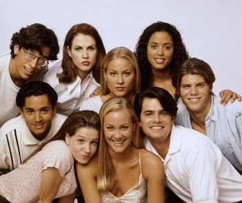 Cast so white -- wait, there's a few token nonwhites for good measure