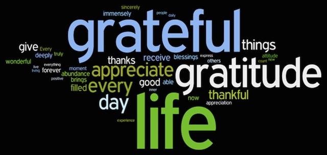 I'm More Grateful Than ISeem