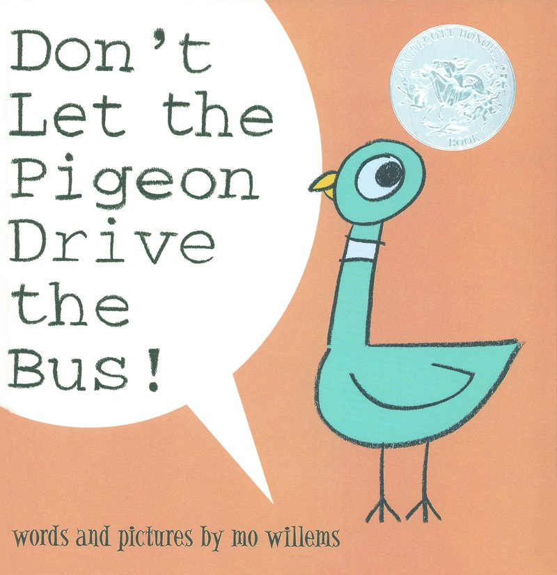 Don't Let the Pigeon_Willems