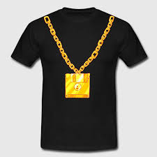 floppy neckchain
