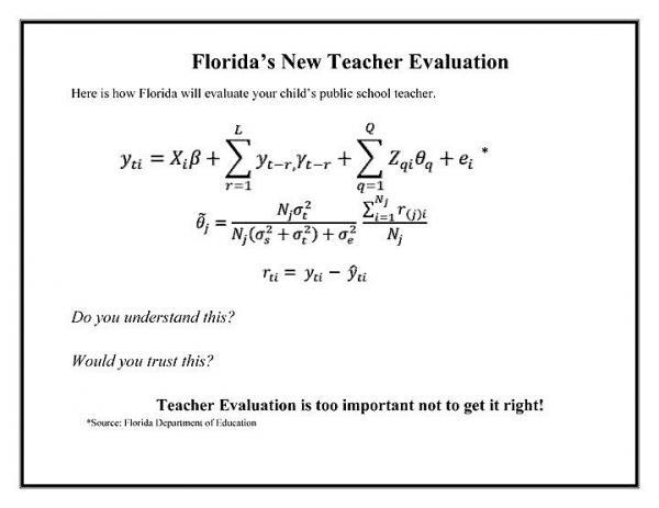 TeacherEvaluationFormula