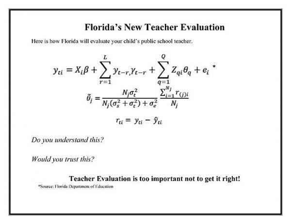 TeacherEvaluationFormula
