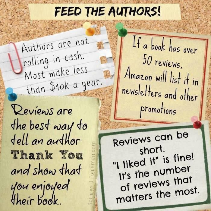 Feed the Authors