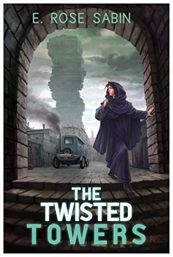 Peek-a-Boo! My Involvement in The Twisted Towers Book Launch