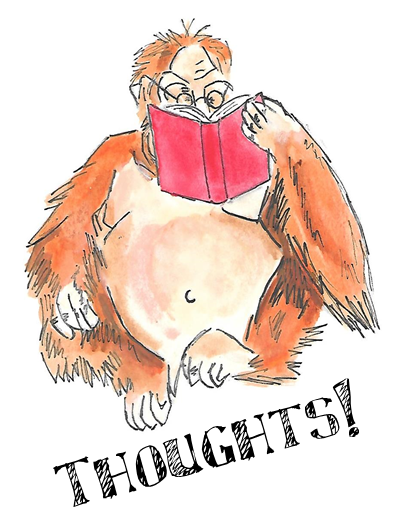 thoughts orangutan