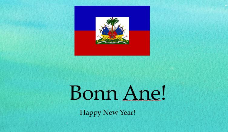Happy New Year_Haitian Creole