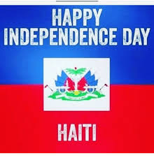 Happy Independence Day Haiti