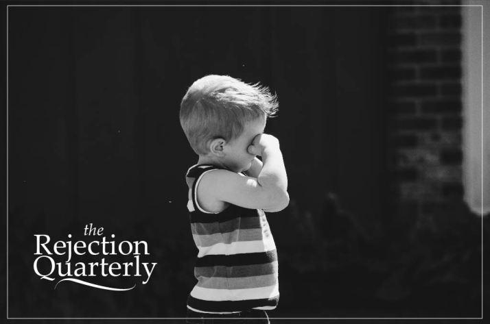 The Rejection Quarterly - sad boy