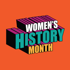 Women's History Month Banner_Pixaby