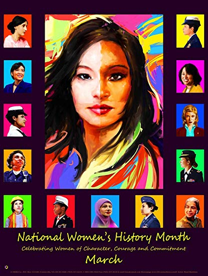 Women's History Month Featured Image