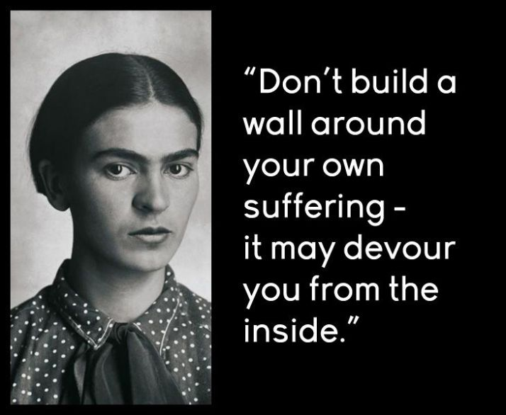 Women's history month_Frida Kahlo