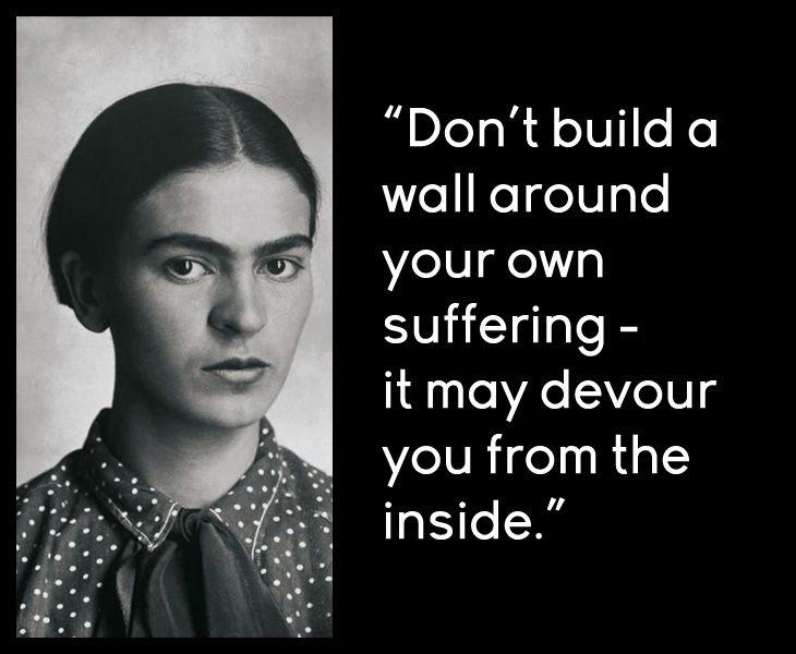 Women's history month_Frida Kahlo