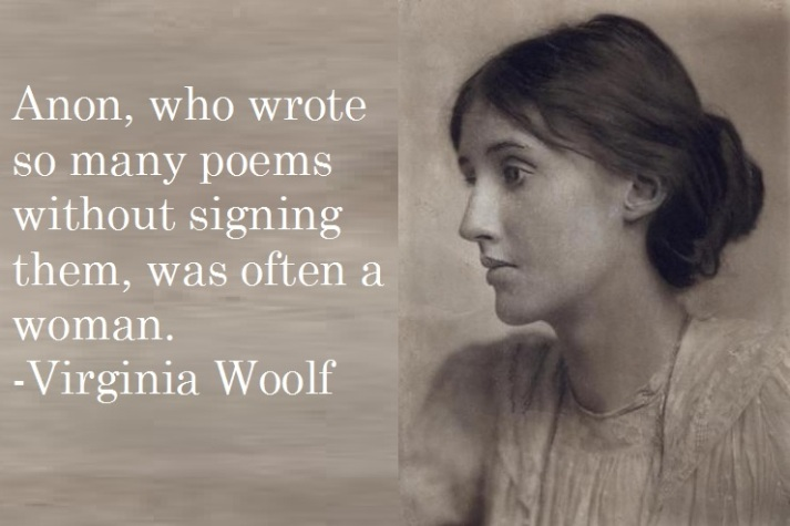 Women's History Month_Virginia Woolf2