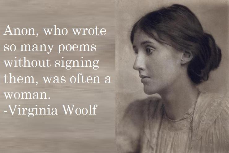 Women's History Month_Virginia Woolf2