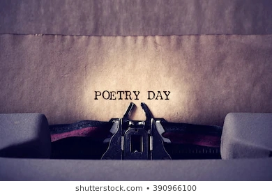 A Poem a Day Series 2019 – Day30