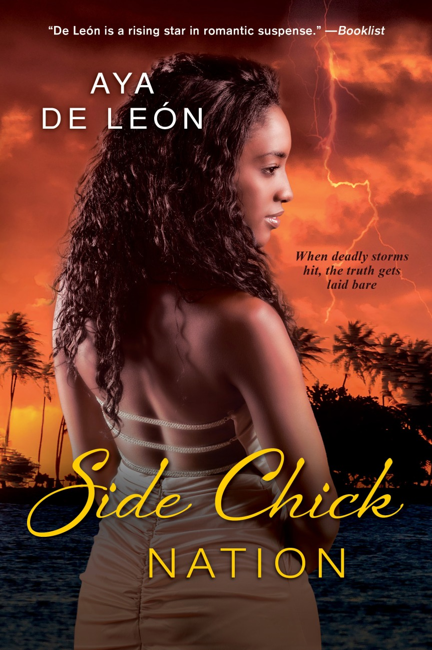 SNEAK PEEK: Excerpts from the beginning of SIDE CHICK NATION, the first novel published about Hurricane Maria