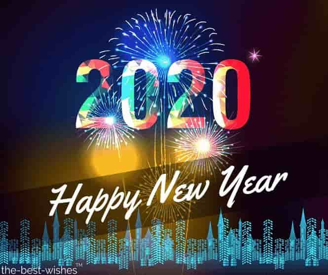 Happy New Year 2020,Indeed!