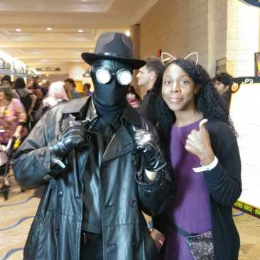 Spooky Empire 2019_Spider Noir