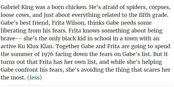 Blurb_Liberation of Gabriel King