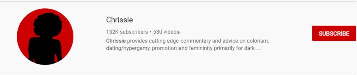 YouTube_Chrissie TV