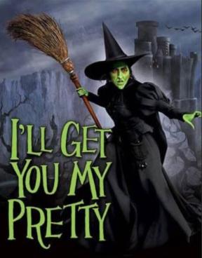 I'll Get You My Little Pretty