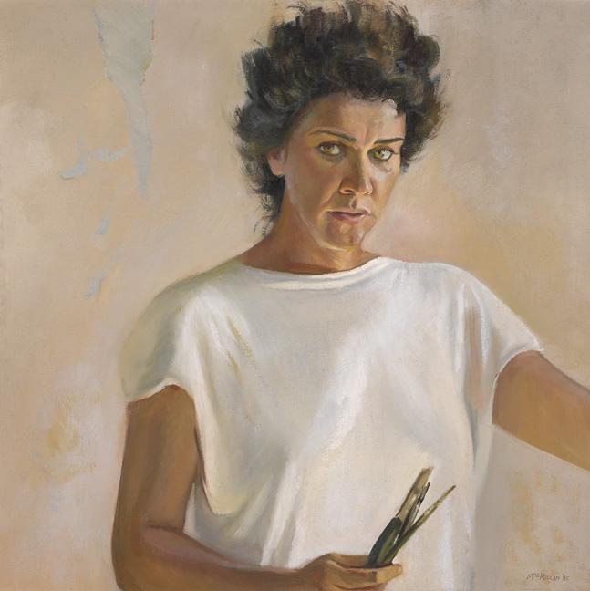 """Born Ya"" by Judy Ann MacMillan: A Jamaican Painter's RestlessLife"