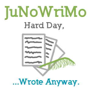 JuNoWriMo 2020 Day 7