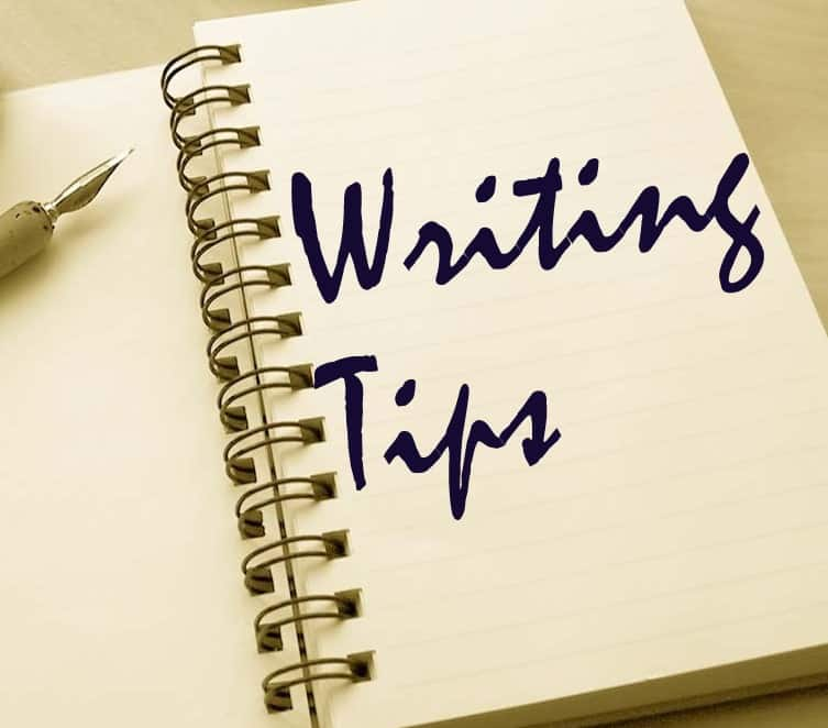The Best Writing Tips/AdviceEver!